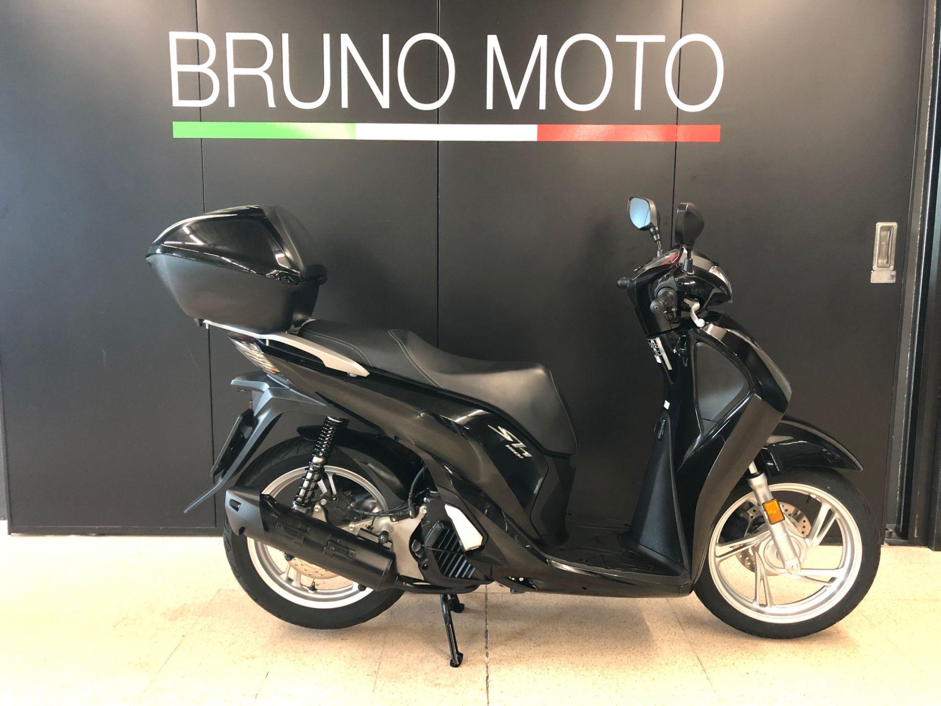 Honda SH 150 i (2017 – 19)